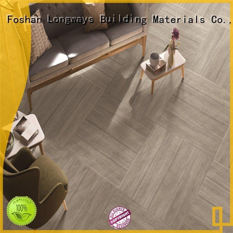 150x600mm look wall LONGFAVOR oak wood effect floor tiles