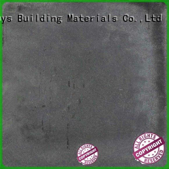 floor fashion grey tile cement LONGFAVOR