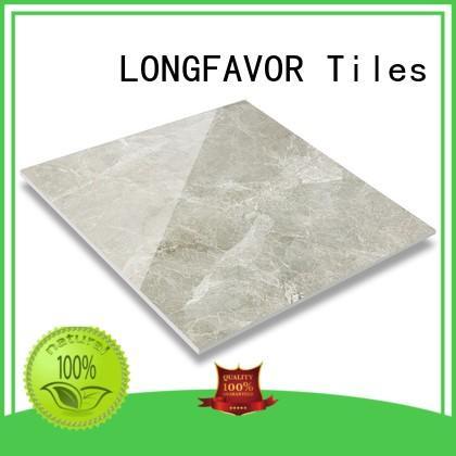 LONGFAVOR natural marble glazed ceramic tile on-sale Super Market