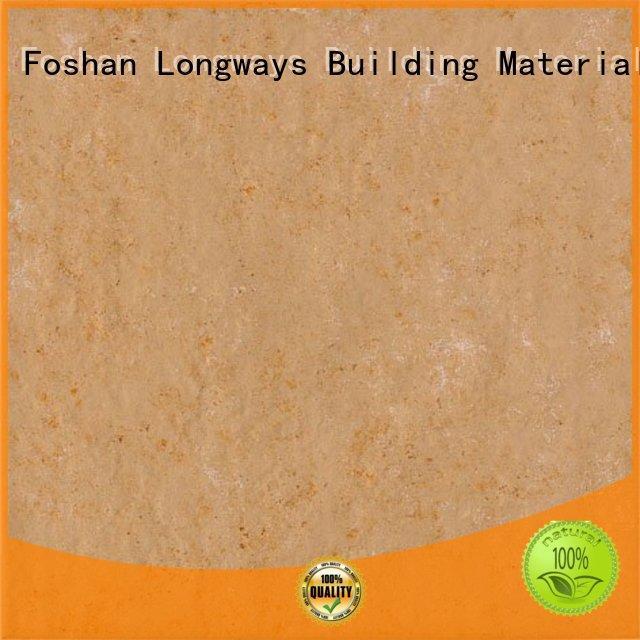 LONGFAVOR low price 300x300mm Ceramic Floor Tile strong sense Apartment