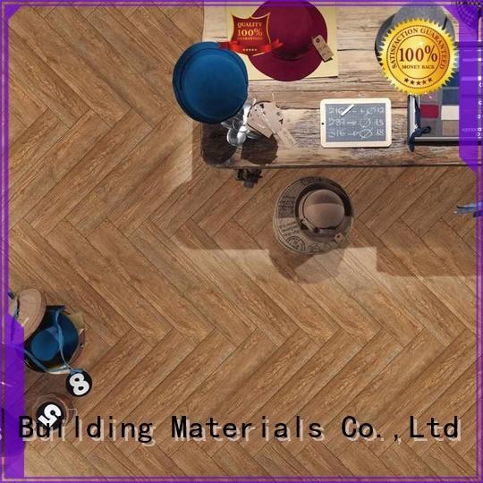 Quality LONGFAVOR Brand ceramic tile flooring that looks like wood sale