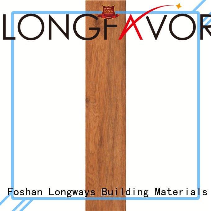 150X800/6x32 Brown Wood-look Ceramic Tile P158303-1