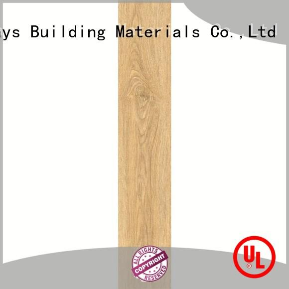 LONGFAVOR wooden wood tile flooring cost ODM Hotel