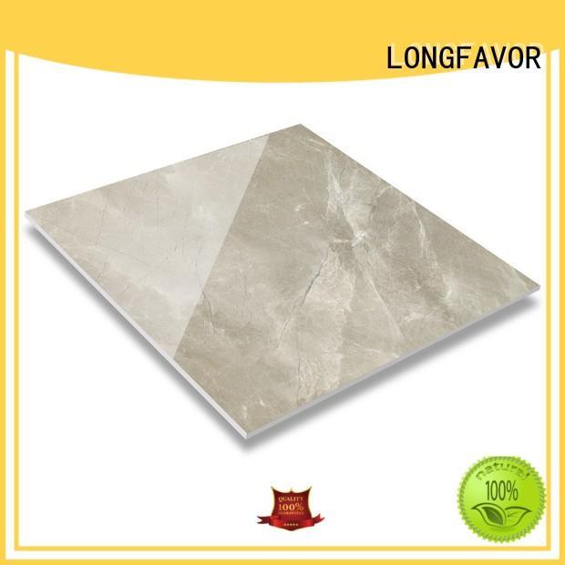 LONGFAVOR natural marble floor tiles price oem airport
