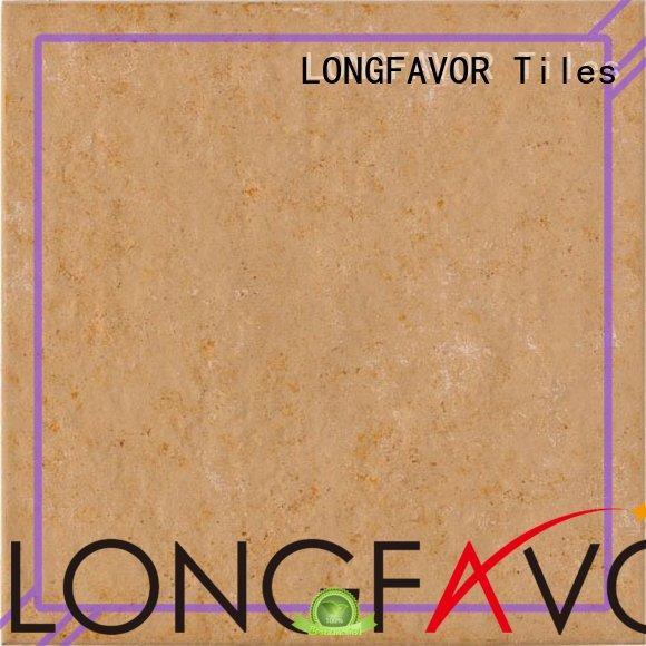 LONGFAVOR new design 300x300mm Ceramic Floor Tile strong sense School