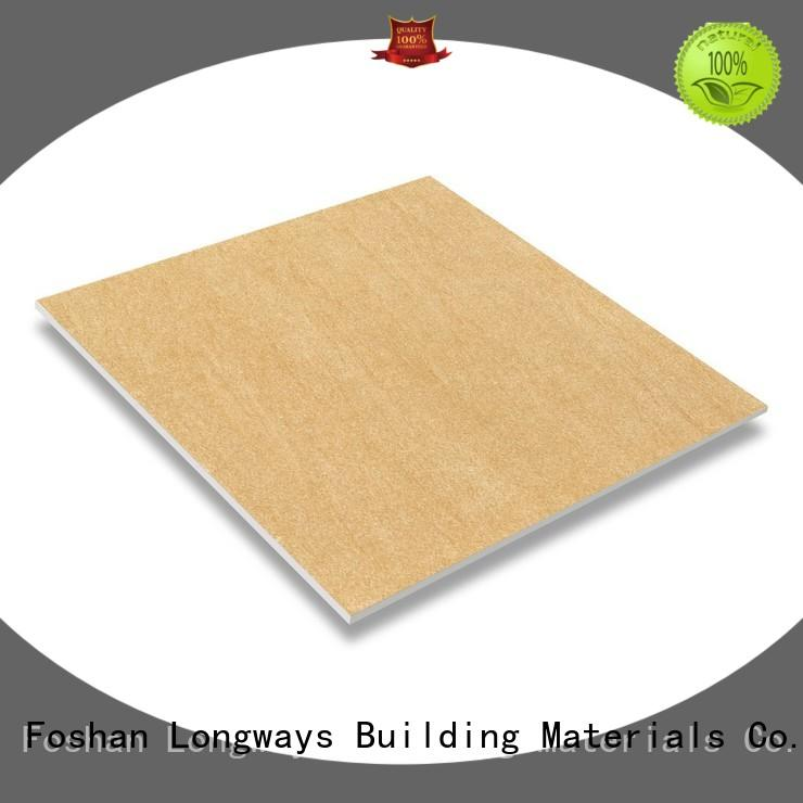 simple styple rought rustc tile color inkjet technology Hospital