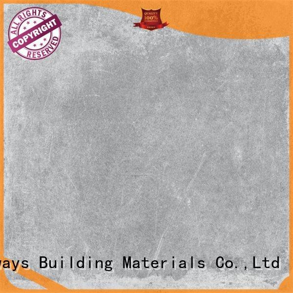 LONGFAVOR Brand rc66g0a81t dh156r6a03 restaurant floor tile cement interior