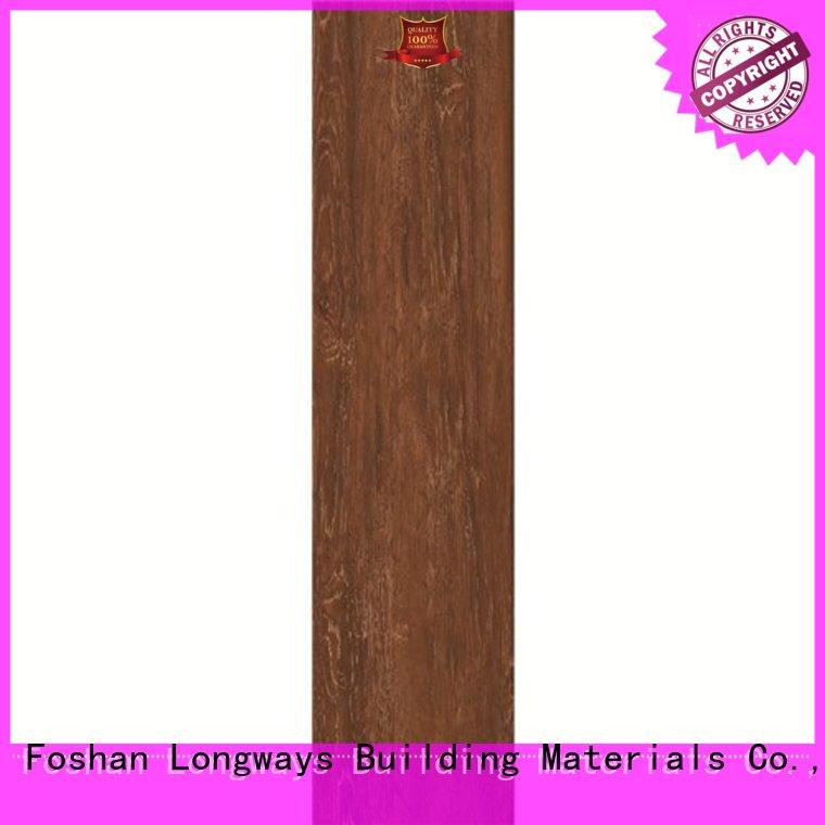 LONGFAVOR suitable cheap wood look tile dh156r6a08 Shopping Mall