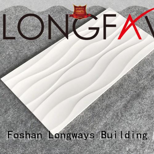 LONGFAVOR Ceramic Tiles 300x600mm Ceramic Wall Tile oem Walls