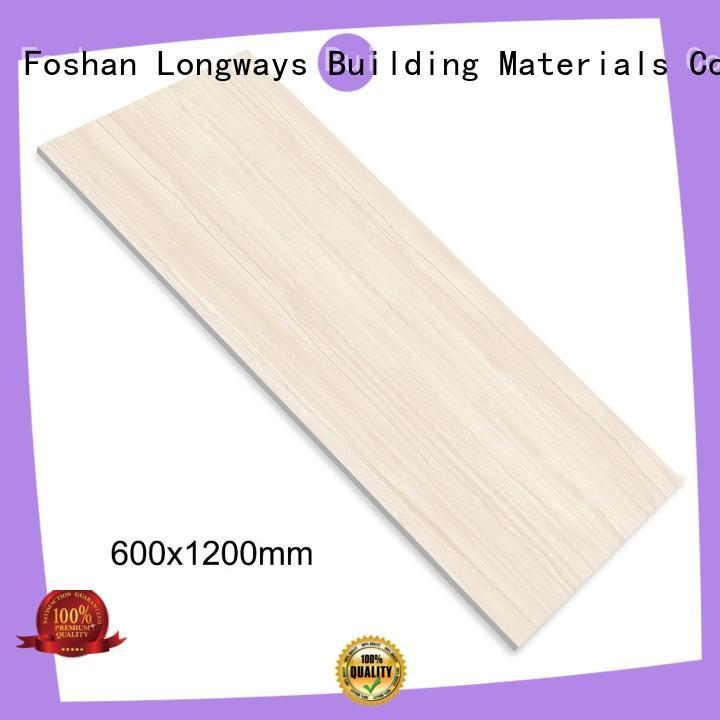 LONGFAVOR factory price glazed porcelain tile anti-fouling Walls