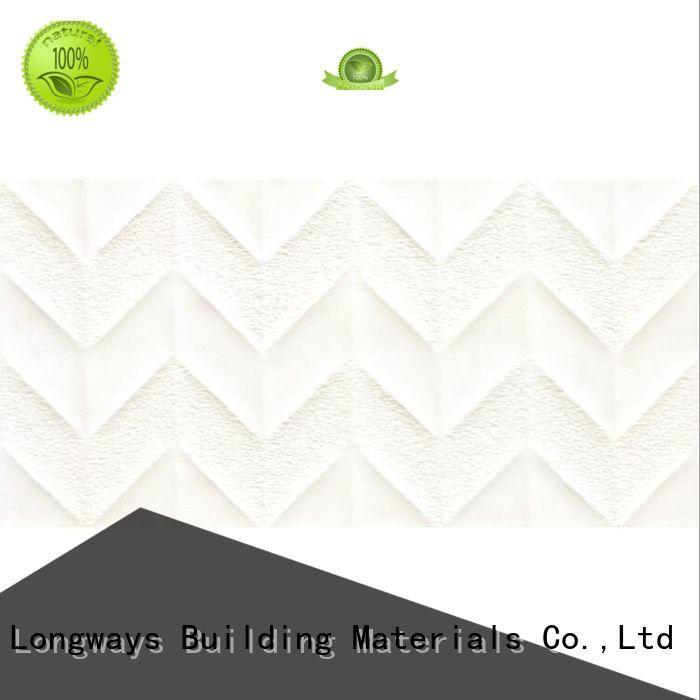 LONGFAVOR carrara 300x600mm Ceramic Wall Tile for wholesale Borders