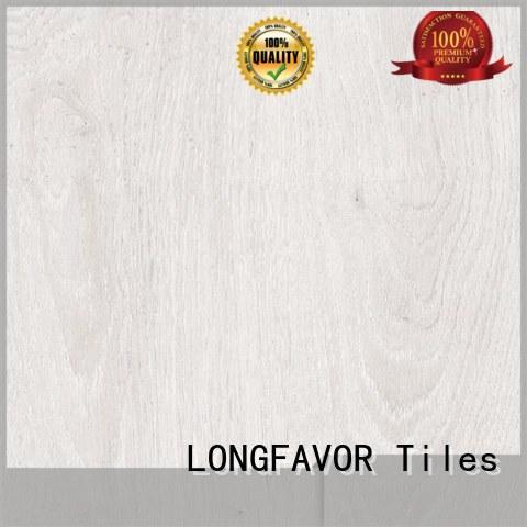 LONGFAVOR new design wood effect wall tiles ODM Park