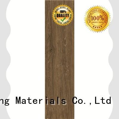 LONGFAVOR 3d wood look tile planks free sample airport