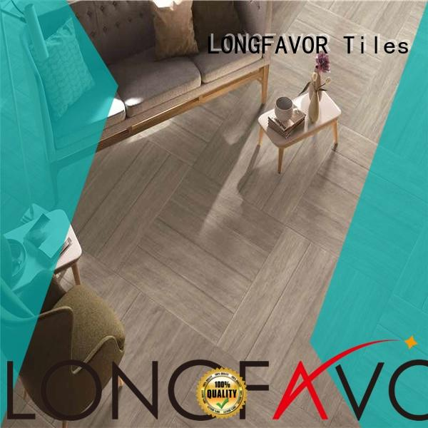LONGFAVOR incomparable durability wood tile for sale brown airport