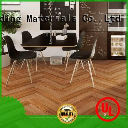 LONGFAVOR low price wood texture floor tiles ODM Apartment