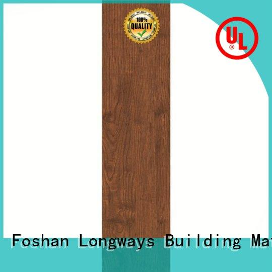 LONGFAVOR glossiness wooden floor tiles price buy now airport