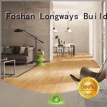 low price wooden style floor tiles sz158407 popular wood Apartment