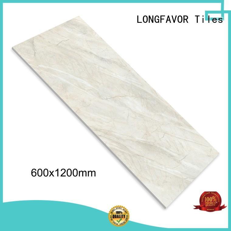 LONGFAVOR 2019 hot product crema marfil porcelain tile strong sense Apartment