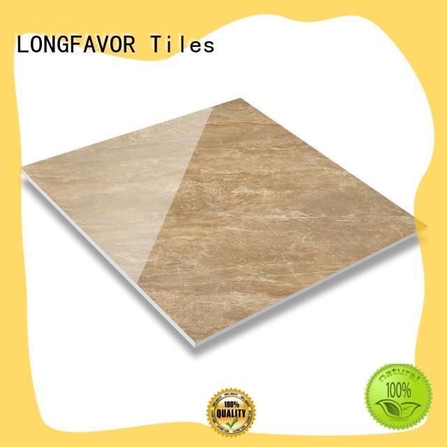 2019 hot product best tile for bathroom floor excellent decorative effect School LONGFAVOR