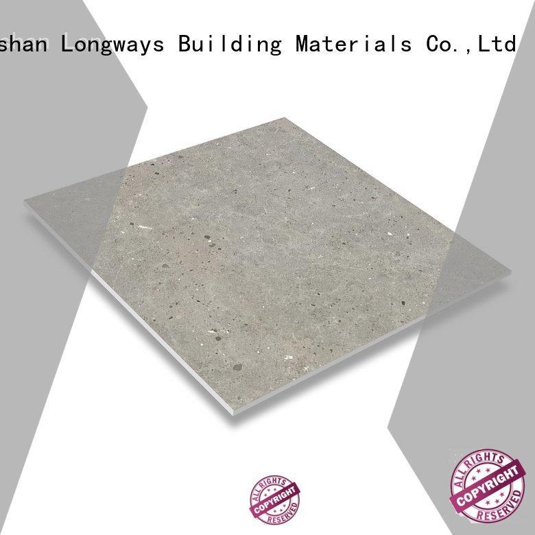 Custom yellowdark rustic tile matt porcelain tile that looks like cement tile