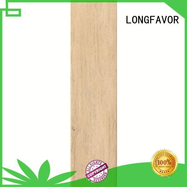 glossiness wood look tile planks dh156r6a13 high quality Shopping Mall