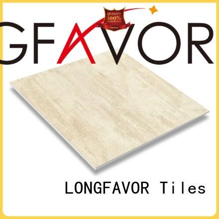LONGFAVOR simple styple rustic stone tile customization Museum