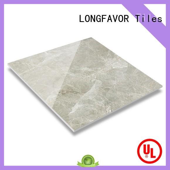 24''X24''/32''x32'' Light Grey Living Room Marble Look Floor Tile SJ66G0C21T/M