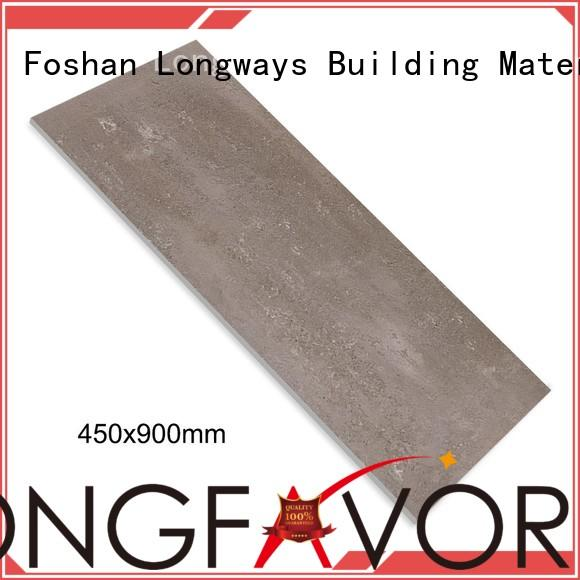 LONGFAVOR antique Monocottura glazed porcelain Tiles oem Super Market