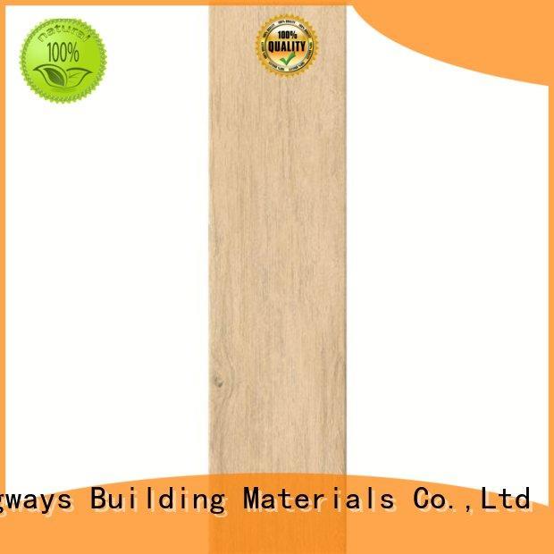 150X600/6x24 Brown 3D Inkjet Like Natural Wood Ceramic Floor Tile P156407-1