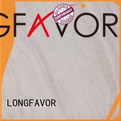 LONGFAVOR low price 300x300mm Ceramic Floor Tile hardness School