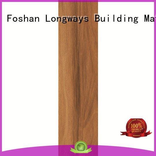OEM oak wood effect floor tiles light flooring rusty wood look tile planks