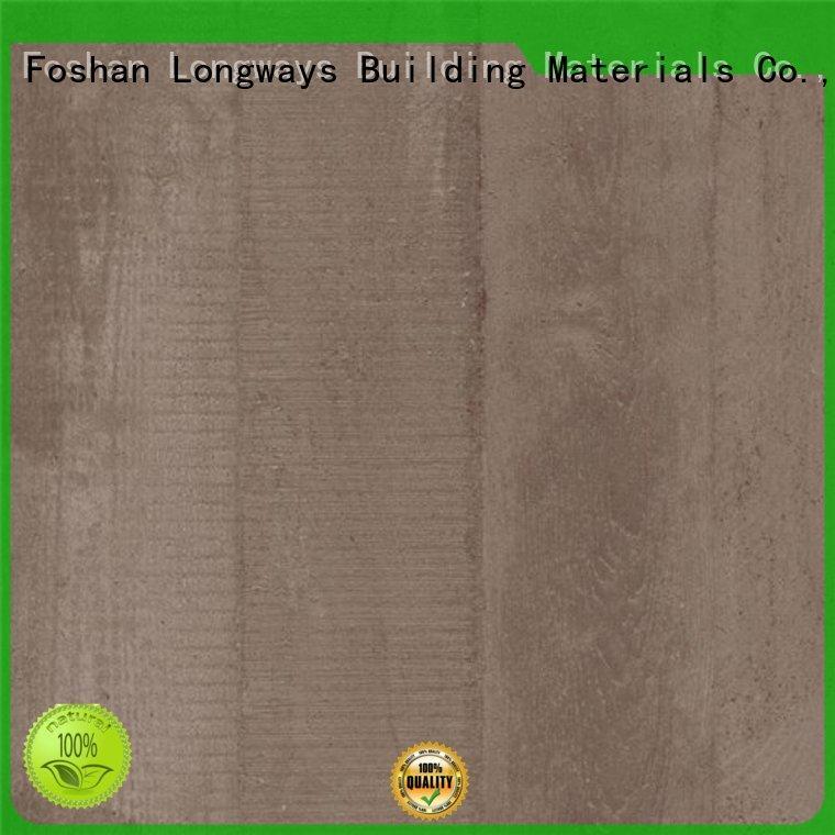 LONGFAVOR look wood tile flooring cost ODM Park