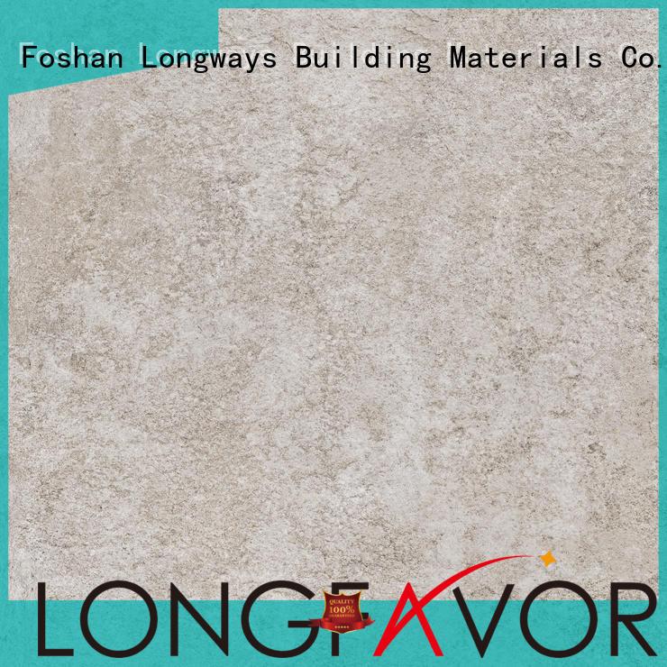 LONGFAVOR Brand dn612g0a03 pattern modern cement tile company manufacture