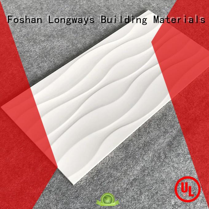 white wave 300x600mm Ceramic Wall Tile tile oem Borders