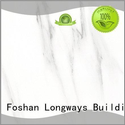 Hot polished porcelain tiles ceramic snow polished LONGFAVOR Brand