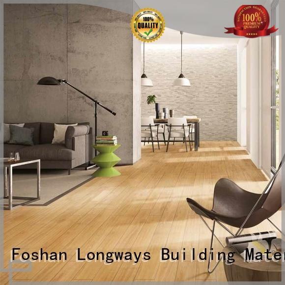 LONGFAVOR ps158003 ceramic tile wood look planks popular wood Apartment
