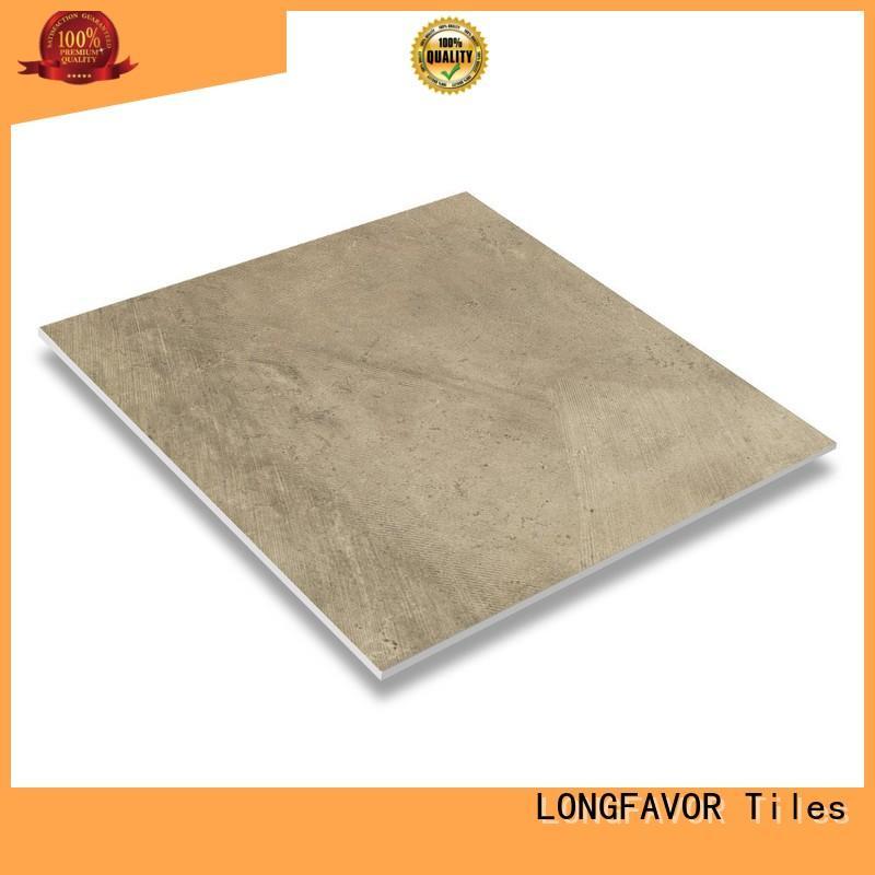 LONGFAVOR cascal design rustic stone tile customization Hospital