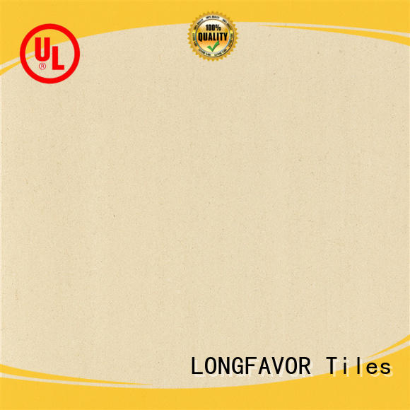 LONGFAVOR customized polished travertine tile oem airport