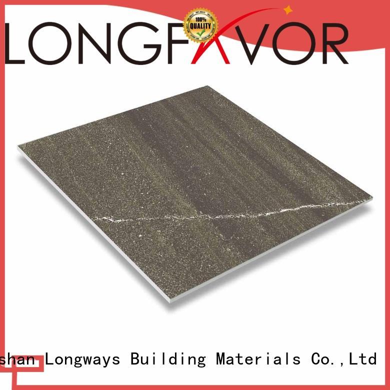 LONGFAVOR ceramic tile installation