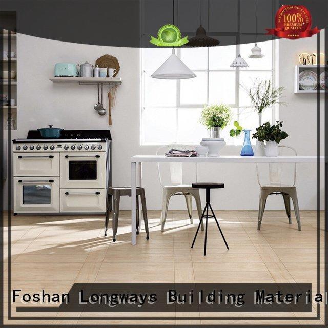 LONGFAVOR Brand look flooring rusty wood look tile planks tile