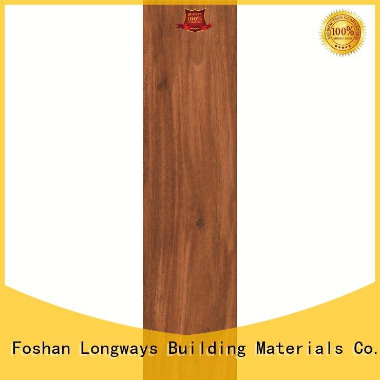 ceramic tile flooring that looks like wood LONGFAVOR Brand