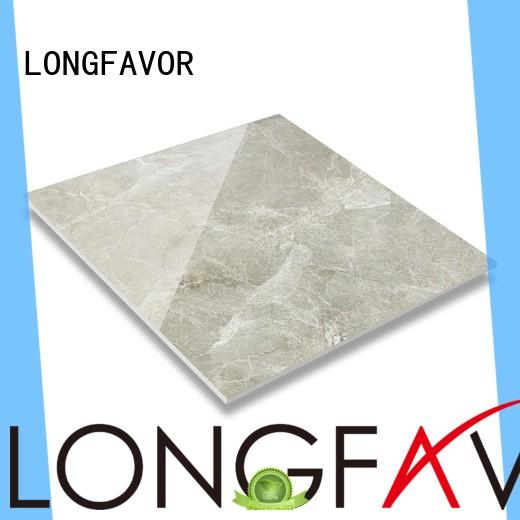 LONGFAVOR 60x60 polished glazed tiles high quality airport