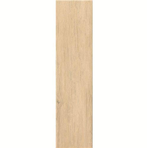 glossiness wood look tile planks dh156r6a13 high quality Shopping Mall-2