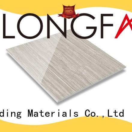 Grey Wooden 60x60 / 80X80 Matt/Glossy Finish Marble Look Tiles SJ66G0C11T/M